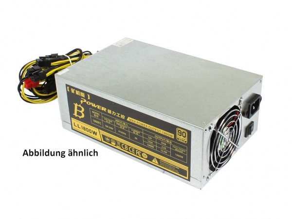Synergy 21 Bitcoin & Litecoin Miner Antminer L3+ & S9 Netzteil