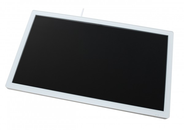 Allnet Display 32 Zoll PoE, Interaktives Touch Kioskterminal, Android 7, RK3399, Farbe Weiß