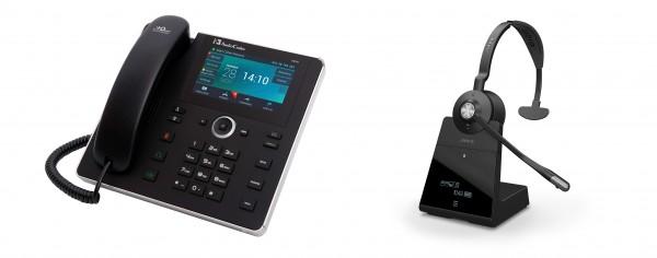 Audiocodes - Jabra Bundle, UC450HDEG & Engage 75 Mono