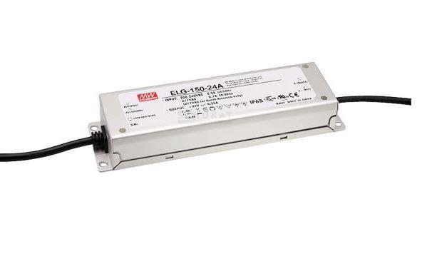 Mean Well Netzteil - 24V 200W IP67 dimmbar