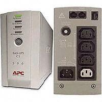 APC USV Back, CS, 350VA, 4, 7min., USB