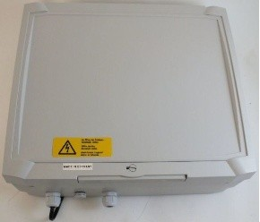 Snom Outdoor Gehäuse für die M700/M900 DECT-IP Basisstation - POE Version