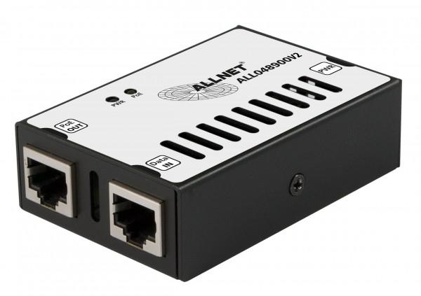 ALLNET ALL048900V2 / Power over Ethernet Injektor AT++ 90W