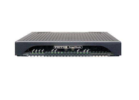 Patton SmartNode 4171, VoIP Gateway, 1 PRI, 15 Channels, HPC, upgradeable