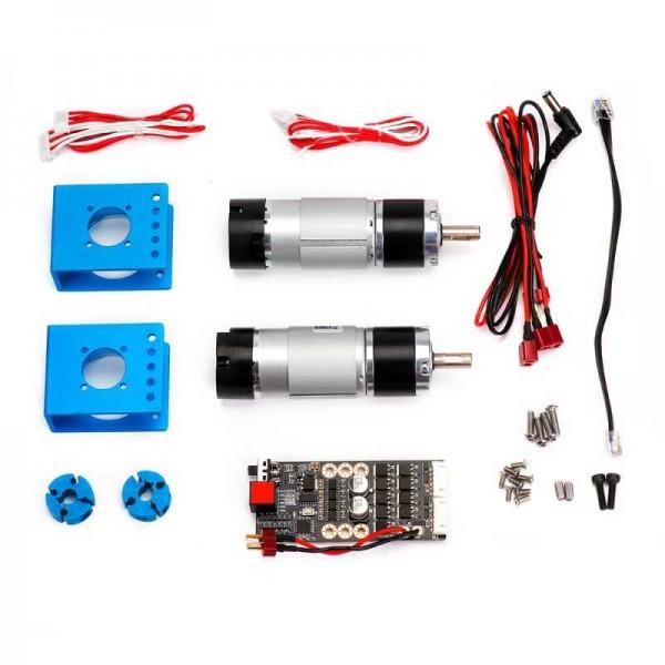 """Makeblock """"36mm Encoder DC Motor Pack"""" / Encoder Motor Paket für MINT Roboter"""