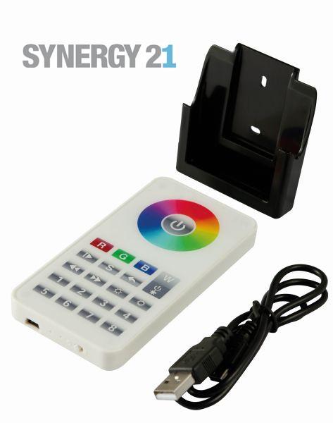 Synergy 21 LED Controller EOS 05 Handsender RGBW 1