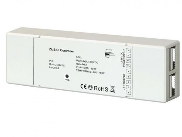 Synergy 21 LED Controller EOS 10 ZigBee 5-Kanal Controller RGB-WW (RGB-CCT)