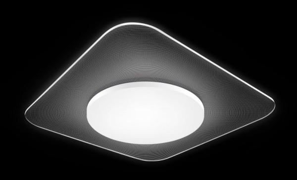Synergy 21 LED Rundleuchte transparent 12W QL ww