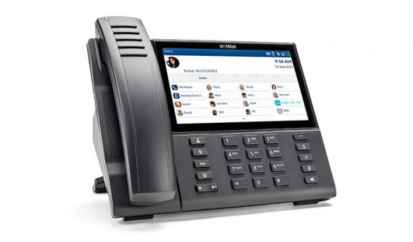 Mitel SIP 6940 IP Phone SIP Telefon - ohne Netzteil