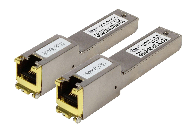 141113 Allnet All4780 Switch Modul Mini Gbic 2wire Set Max Mikrotik Sxtsq 5nd 3km Switche Module Minisfp Xfp Xenpak Netzwerk Aktive