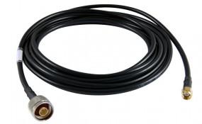 ALLNET Antennen-Kabel LMR-195 R-SMA(m) N-Type(m) 700 cm