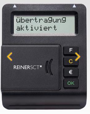 REINER SCT tanJack® CX
