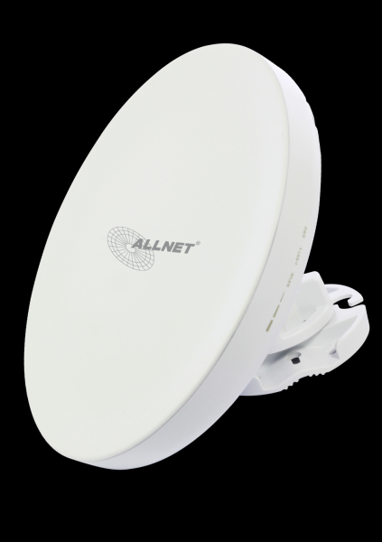 ALLNET ALL-WAP0559AC / WIFI AC 867Mbit PtP Long Range IP55 AP/Client/Bridge AP-IP55 802.11a/n