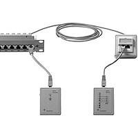 Telegärtner RJ45/ISDN-Kabeltester UCT9 TypII Sender/Empfänge