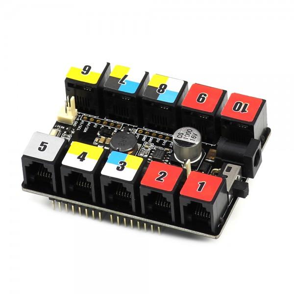 """Makeblock Board """"Me UNO Shield V1"""" / Shield für den Arduino Uno"""