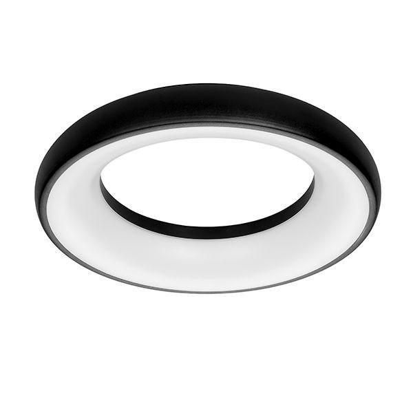 Synergy 21 LED Rundleuchte Donut ww schwarz 25W