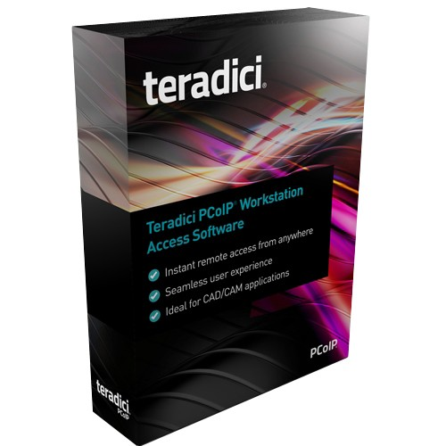 Teradici VDI Workstation Access Software, Windows - 50-pack Named User - 1 yr subscription