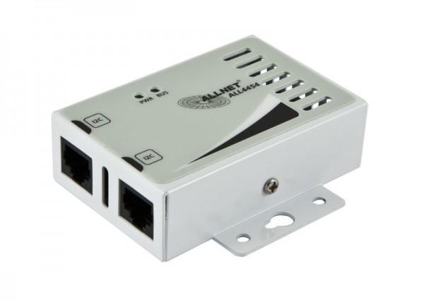 ALLNET ALL4454 / Rauchmelder/Gas-Sensor im Gehäuse *white*