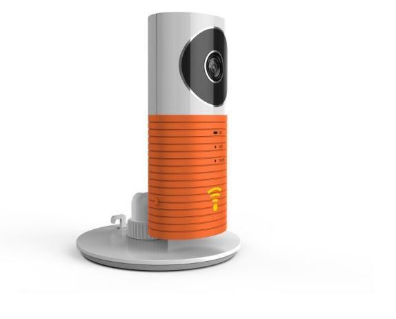 Cleverdog Consumer Smart-Camera P2P/WiFi - orange -