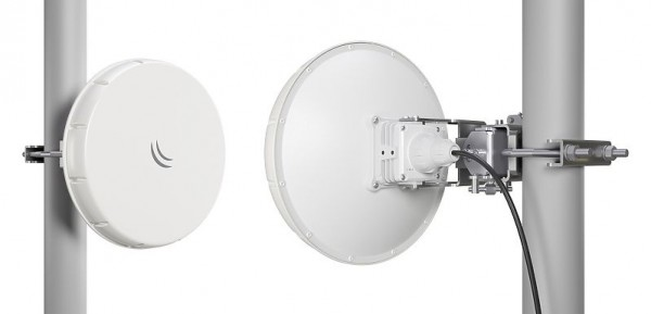 MikroTik Wireless Wire nRAY nRAYG-60ad for 60Ghz link, nRAYG-60adpair