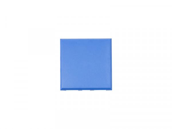 ALLNET Brick'R'knowledge Kunststoffschale 2x2 blau oben und unten 10er Pack
