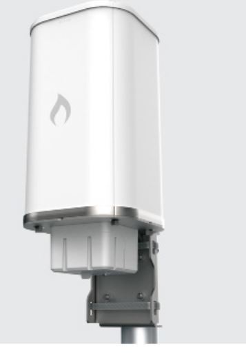 IgniteNet MetroLinq 60GHz Triband (60+5+2.4Ghz) Concurrent Enterprise Omni AP w/ int antenna and 10G SPF+