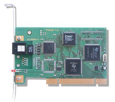 Gerdes PrimuX 1S2M/1PRI NT Server Controller PCI