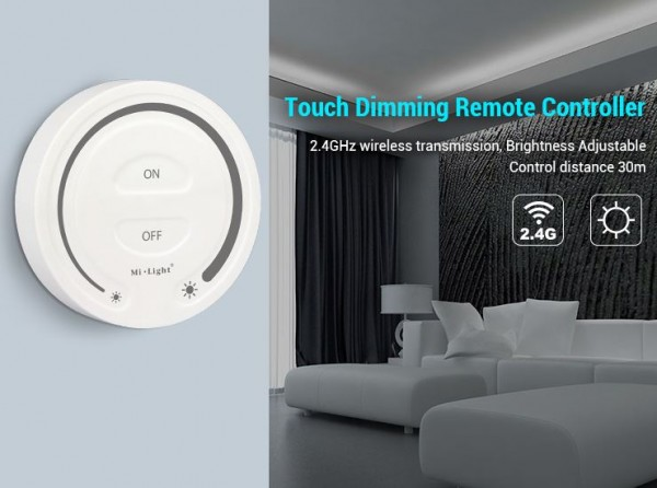 Synergy 21 LED Fernbedienung single color Touch dimm*Milight/Miboxer*