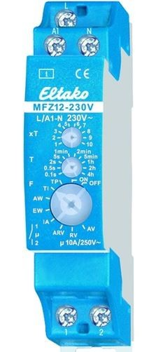 Eltako MFZ12-230V Multifunktions Zeitrelais