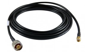 ALLNET Antennen-Kabel LMR-195 SMA(m) N-Type(m) 500 cm
