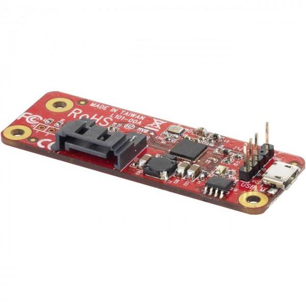 Raspberry Pi 3 Renkforce USB ZU SATA KONVERTER
