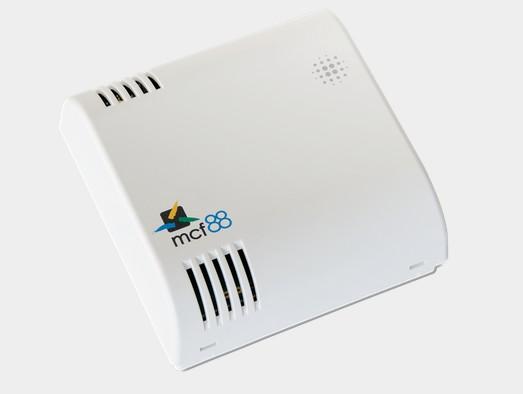LoRa MCF88 LoRaWAN Indoor Environmental Sensor Temperatur - Luftfeuchtigkeit, Druck, Licht und Luftqualität