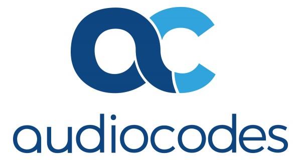 Audiocodes - SW/VCN/CH/NOM