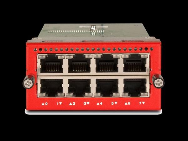 WatchGuard Firebox, zbh. WatchGuard Firebox M 8 Port 1Gb Copper Module, for Firebox M5600/M4600/M670