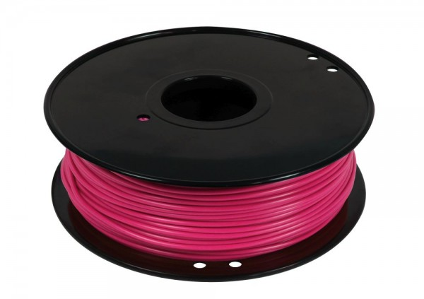 Synergy 21 3D filament PLA /solid /3MM/ Pink