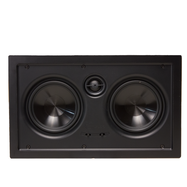 Soundvision TruAudio Ghost HT Serie 2-Wege Einbaulautsprecher / GHT-55P
