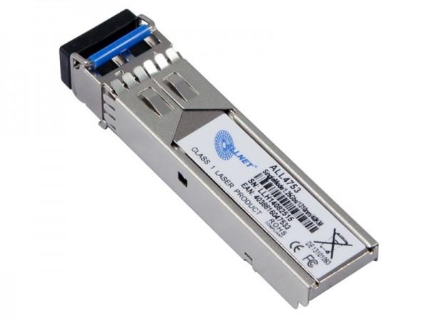 ALLNET Switch Modul ALL4753 Mini-GBIC Modul,1000Mbit, LHX/LC, 40KM