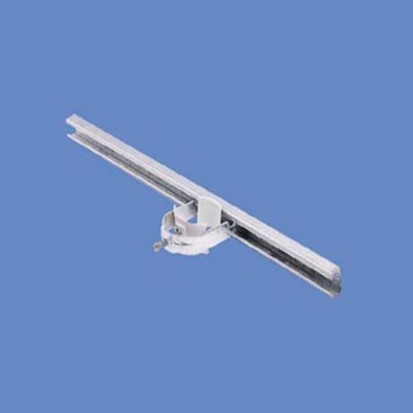 """Knürr C-Profilschiene B19"""", l=508mm, Pos.2(19"""" vorne oder hi"""