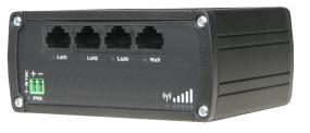 "Teltonika RUT950 LTE Modem Router/WLAN 100Mbps Down/ 50Mbps Upl. ""Terminal-Block"""