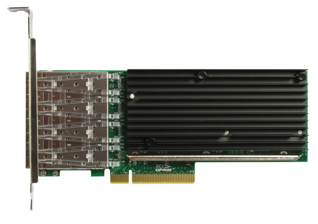 d27841c3eb7 147632 - ALLNET ALL0141-4SFP+-10G   PCIe 10GB Quad SFP+ Fiber Card Server