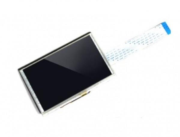 "banana pi zbh. LCD 5"" Module 800x480 RGB TFT Display"