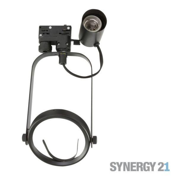 Synergy 21 LED Track-Serie für Stromschienen Retrofit E27 PAR38 Halterung in weiß