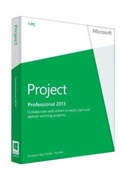 MS-SW Project 2013 Professional *FPP* deutsch