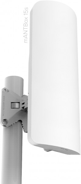 MikroTik 120 degree sector antenna mANTBox 15s, RB921GS-5HPacD-15S