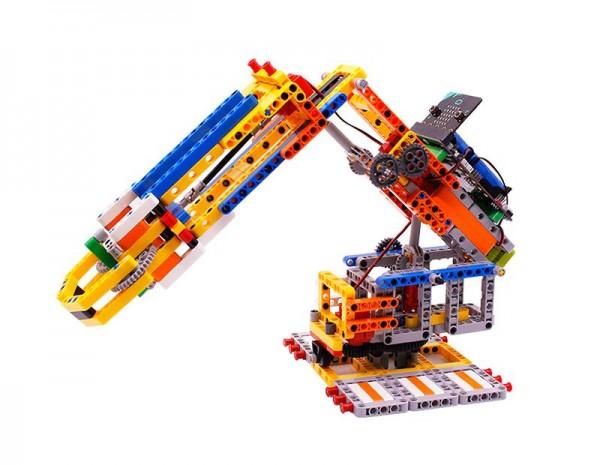 Yahboom arm:bit Building Block Pack für micro:bit (inklusive micro:bit Board)