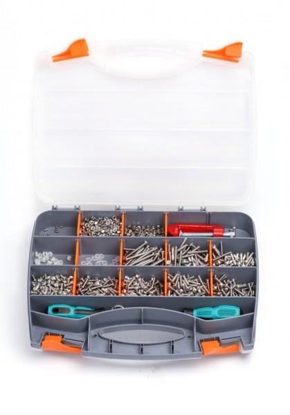 "Makeblock MakerSpaceKits ""HardwaresandTools1"" / Hardware und Werkzeuge 1"