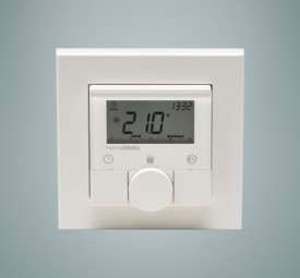 HomeMatic HM-TC-IT-WM-W-EU Funk-Wandthermostat, Aufputzmontage