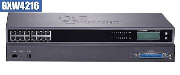 Grandstream SIP-Gateway GXW-4216 16x FXS