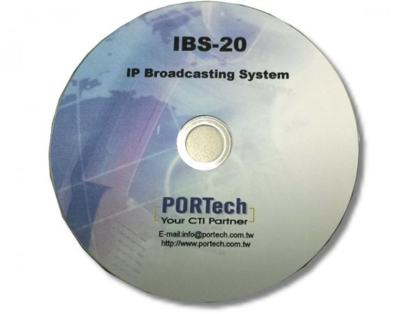 Portech VoIP SIP IP Broadcasting System für IS-Serie IBS-80 / 80 Devices