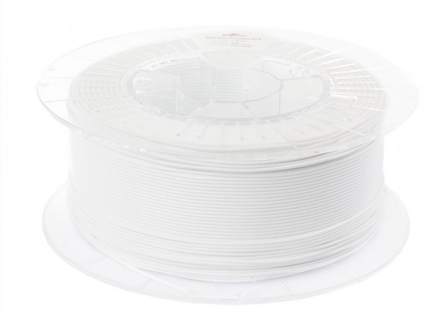 Spectrum 3D Filament PLA 1.75mm ARCTIC weiß 1kg